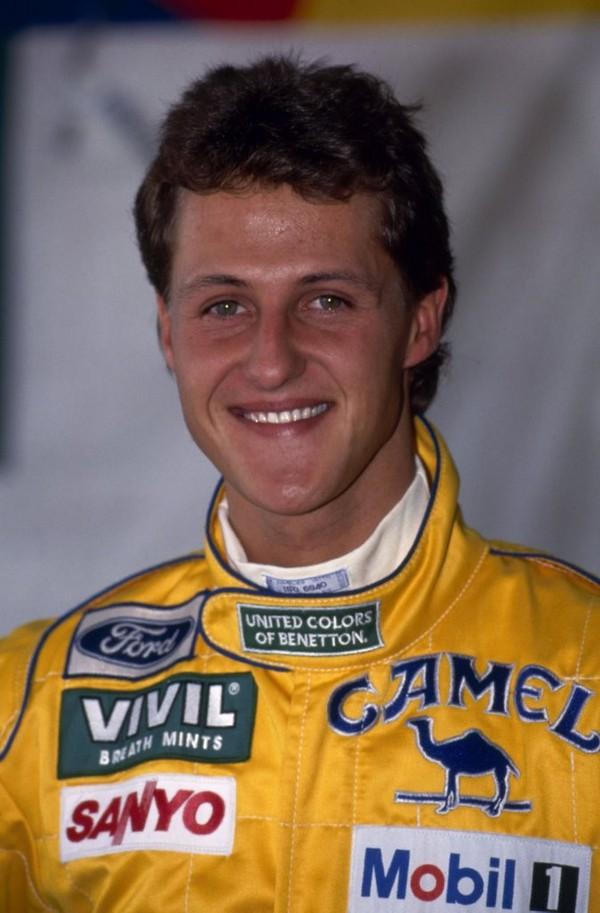Michael Schumacher - 289