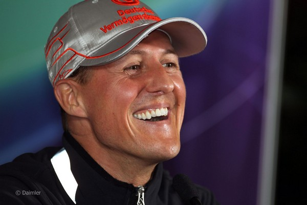 Michael Schumacher - 31