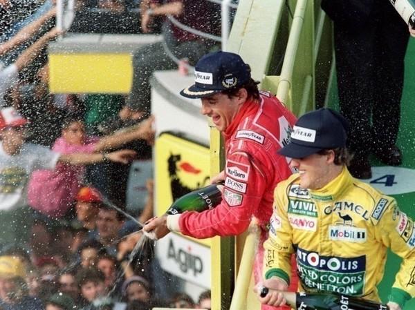 Michael Schumacher - 37