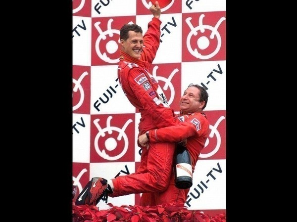 Michael Schumacher - 38