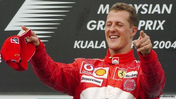 Michael Schumacher - 4