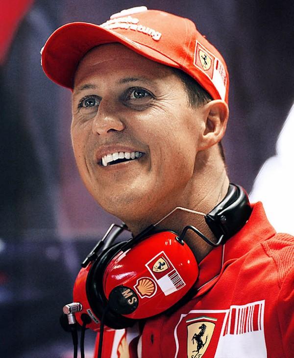 Michael Schumacher - 43