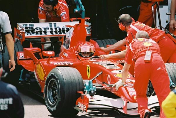 Michael Schumacher - 46