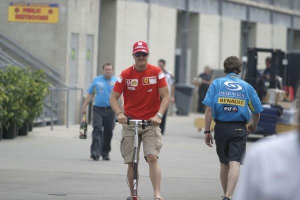 Michael Schumacher - 48