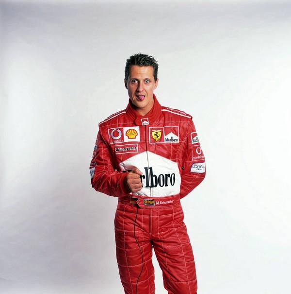 Michael Schumacher - 5