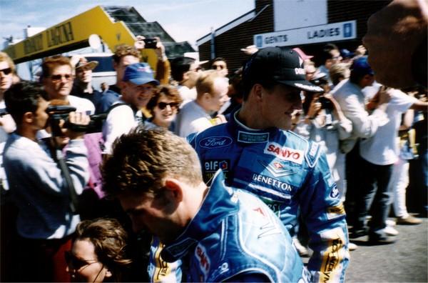 Michael Schumacher - 55