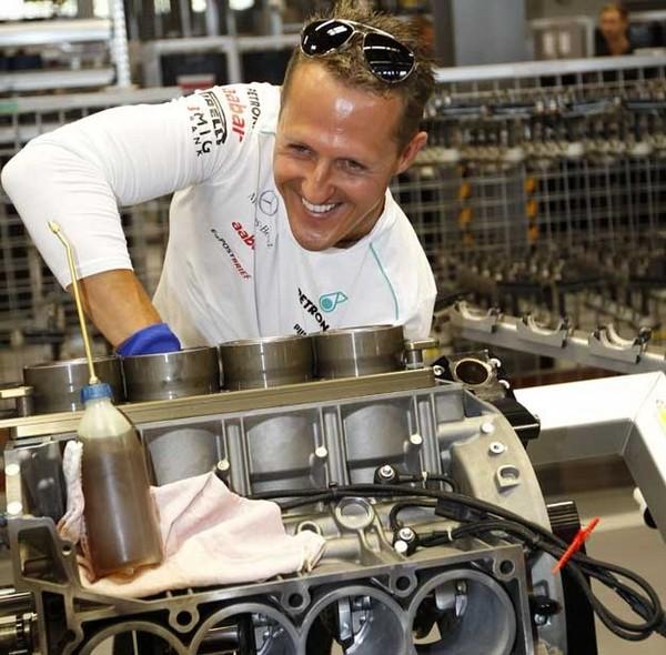Michael Schumacher - 6