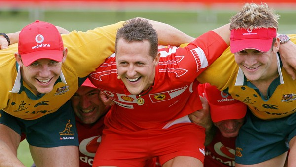 Michael Schumacher - 60
