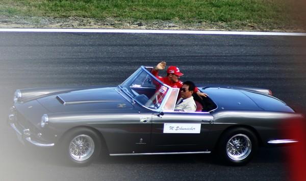Michael Schumacher - 61