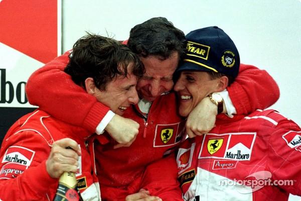 Michael Schumacher - 68
