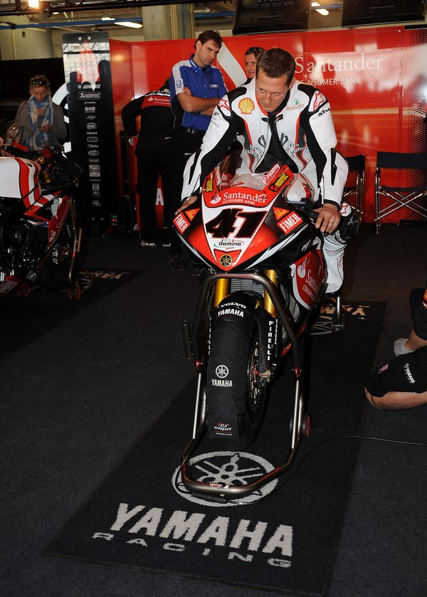 Michael Schumacher - 69
