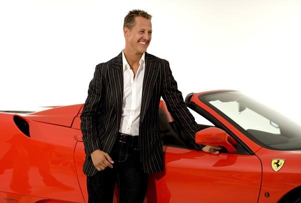 Michael Schumacher - 70