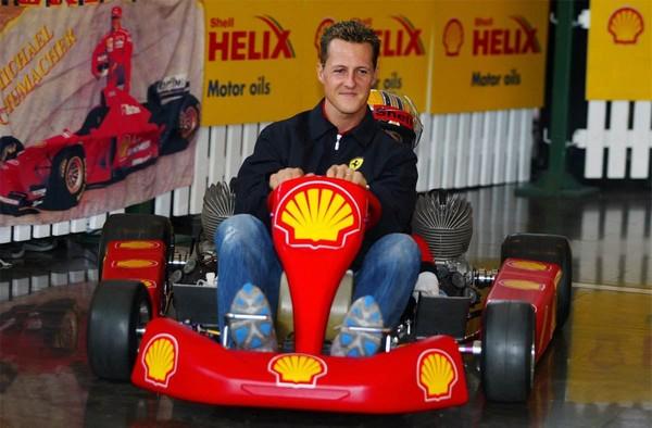 Michael Schumacher - 72