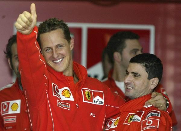 Michael Schumacher - 73