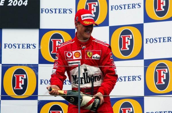 Michael Schumacher - 75