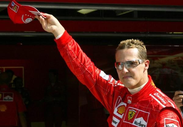 Michael Schumacher - 79