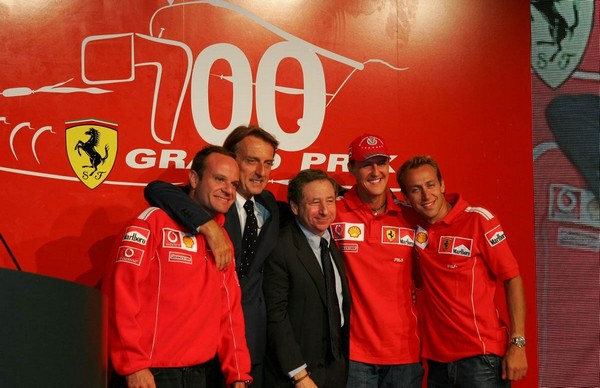 Michael Schumacher - 80