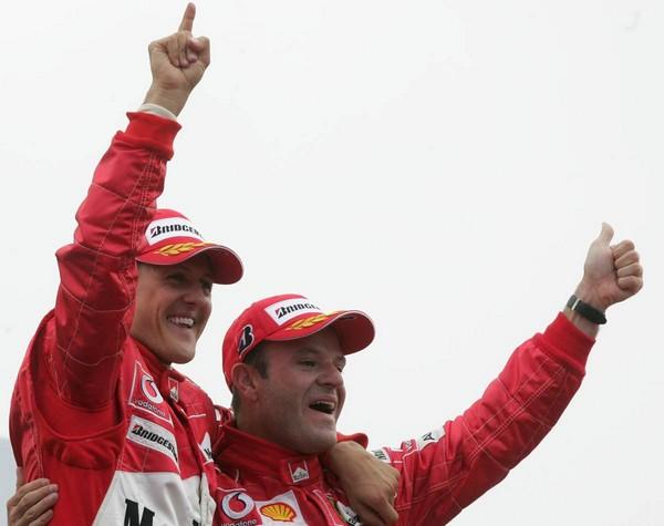 Michael Schumacher - 82