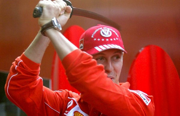 Michael Schumacher - 84