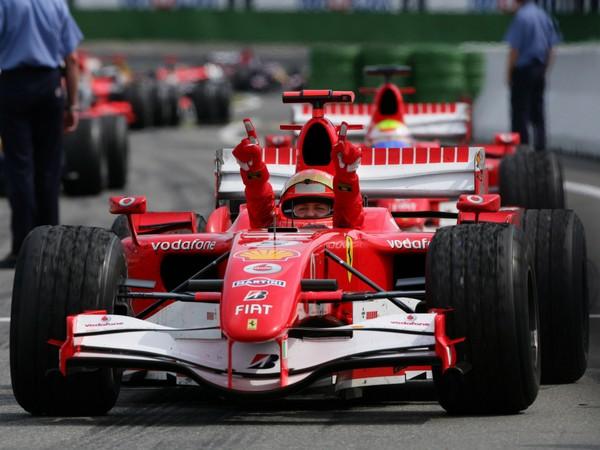 Michael Schumacher - 88