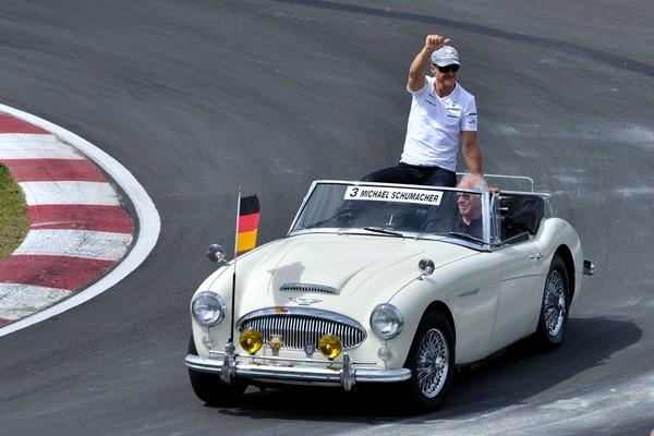 Michael Schumacher - 97