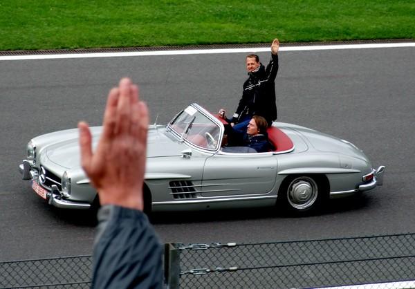 Michael Schumacher - 99