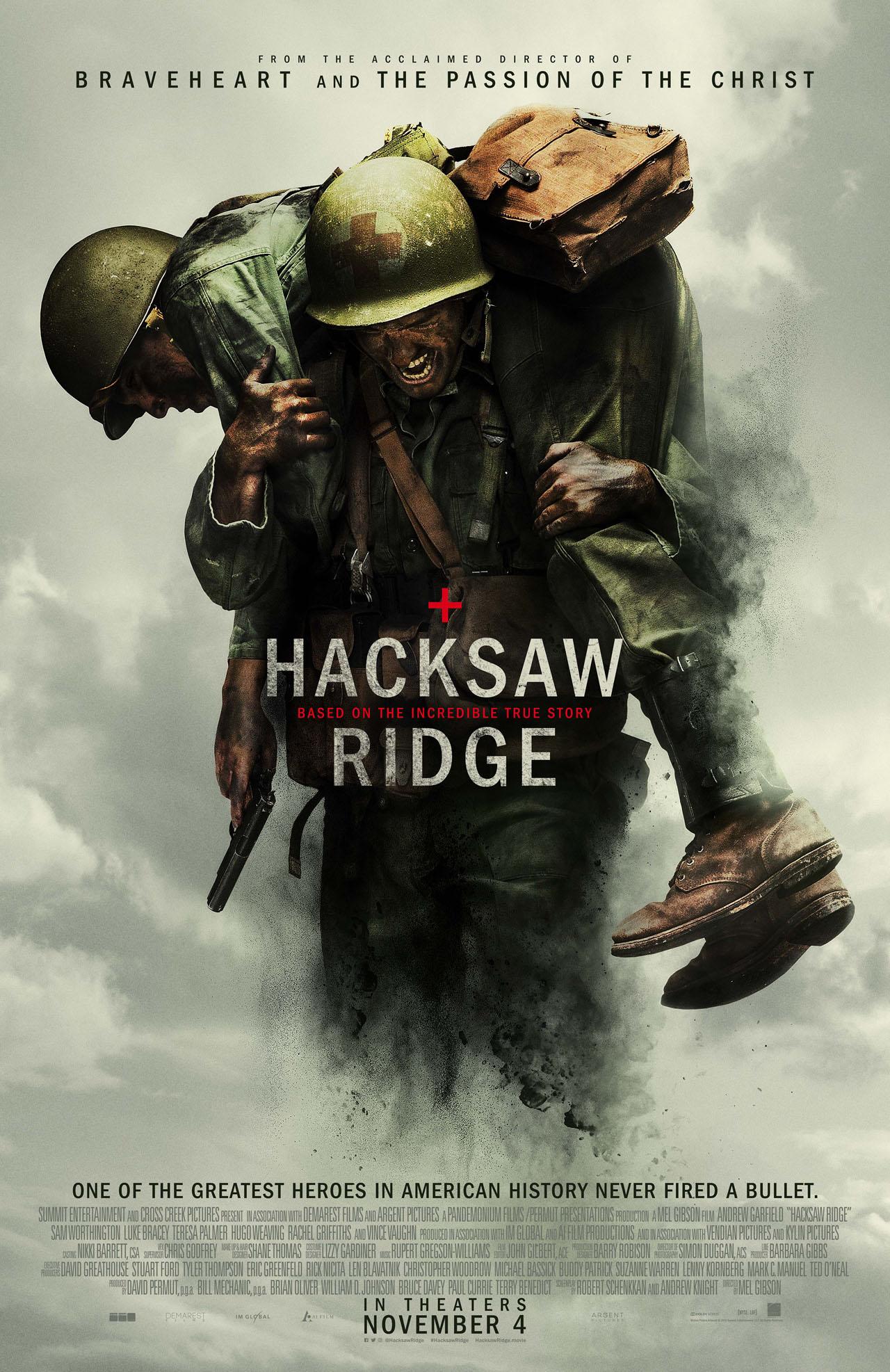 Hacksaw Ridges