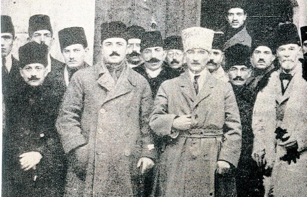 Rauf Orbay Atatürk
