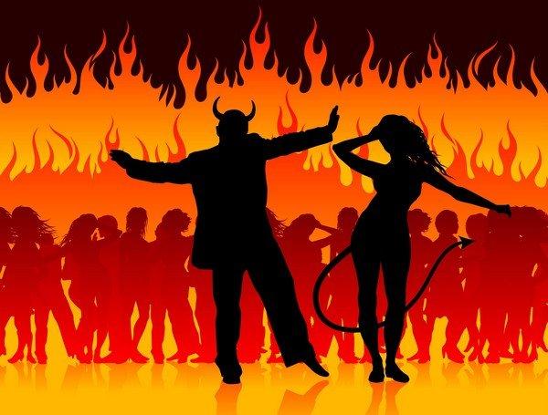 şeytan şeytane ve insanlar