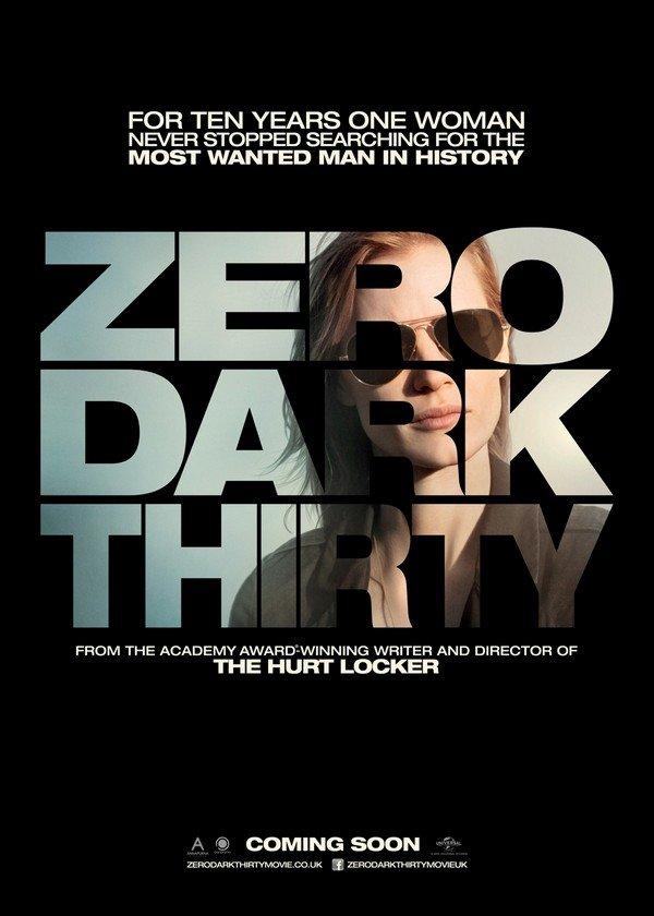 zero dark thirty releases