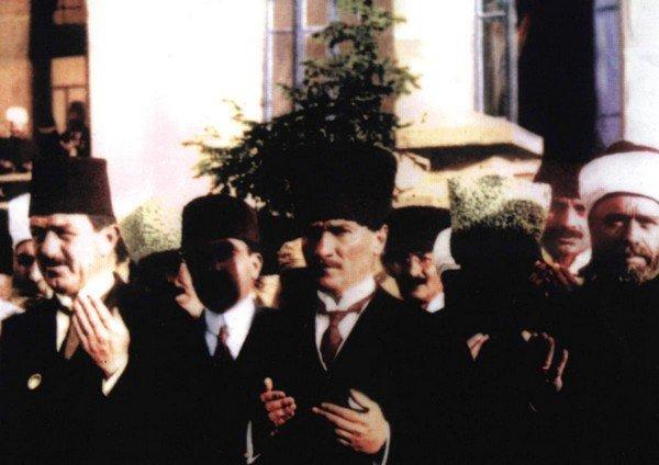 Atatürk ve islamiyet