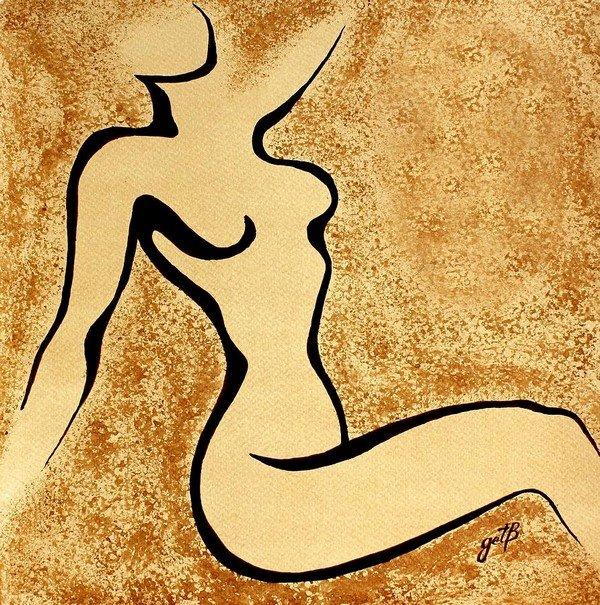 kadın vücudu