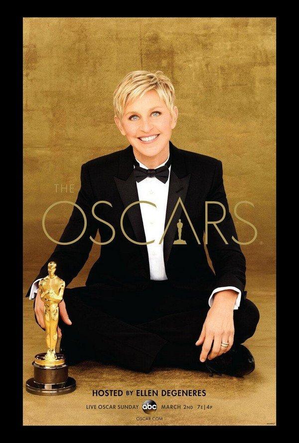 2014 oscar ödülleri resmi afişi
