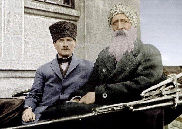 Atatürk' ün Laiklik Anlayışı