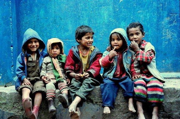 çocukların dünyası