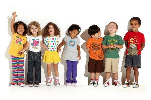 çocuk grupları