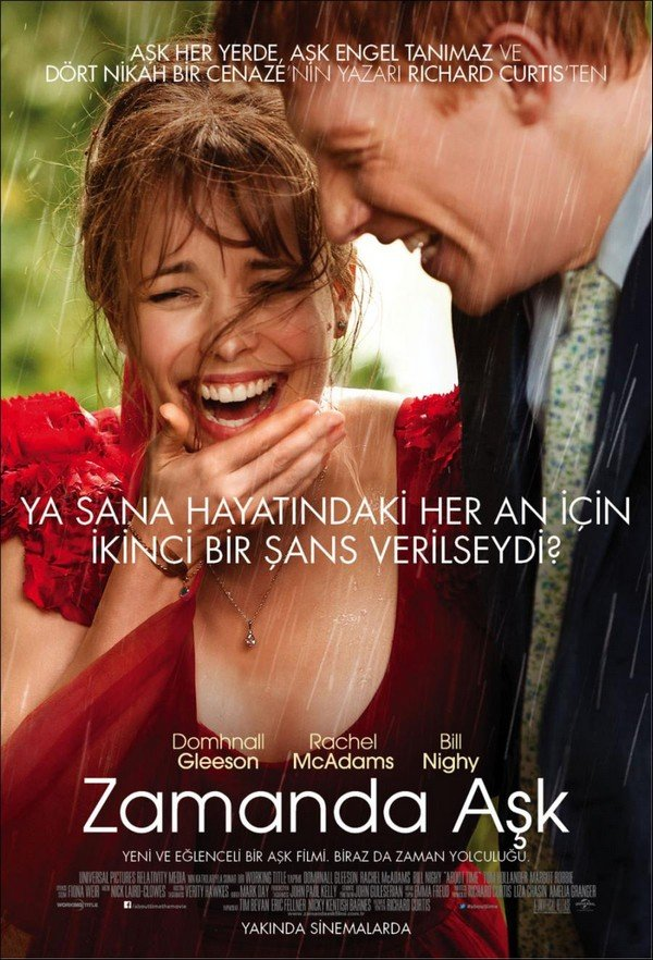 Zamanda Aşk, About Time