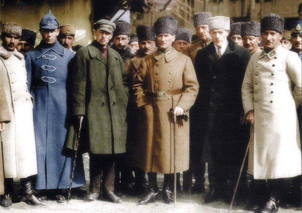 Atatürk ve Bağımszlık savaşı