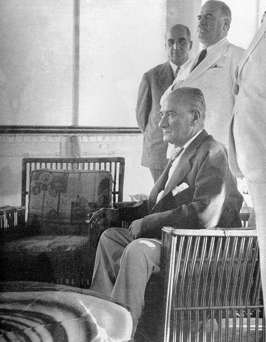 Atatürk, halk evi, efe
