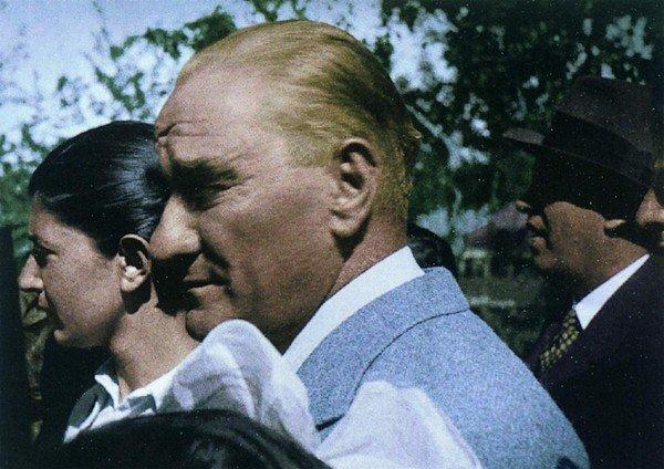 Mustafa Kemal Atatürk, TTK, Türk Tarih Kurumu
