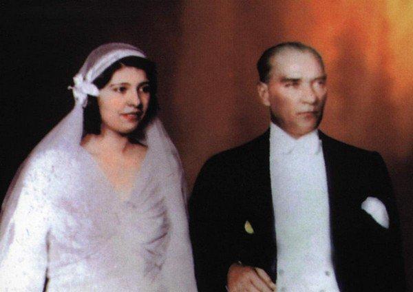Atatürk, Sevgisi