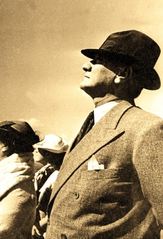 Atatürk ve Uçak