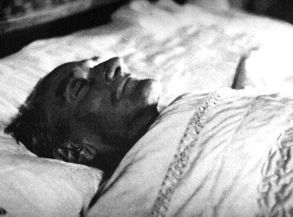 Atatürk'üm ölüm fotoğrafı