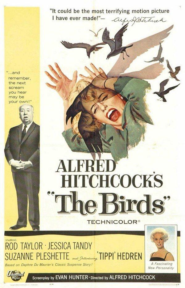 Kuşlar, Alfred Hitchcock