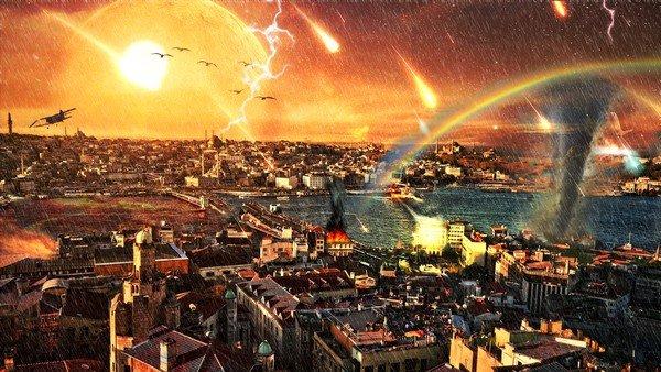 İstanbulda Kıyamet Vakti
