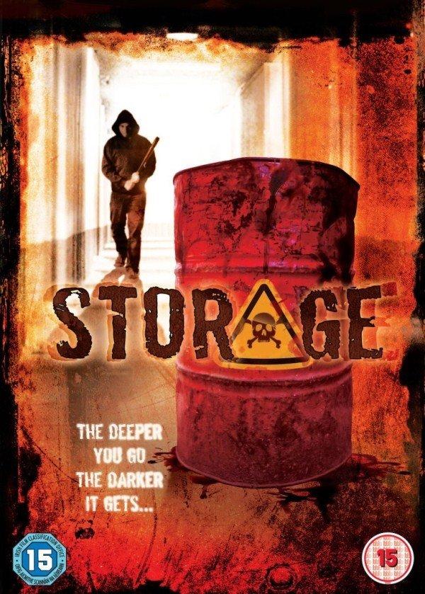 depo, storage poster