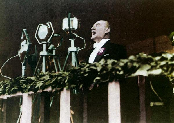 Atatürk, bursa nutku
