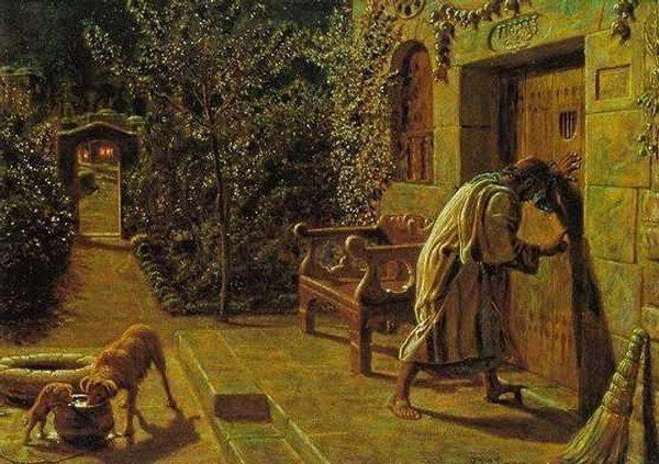 William Holman Hunt, kainatın ışığı