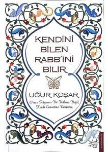 kendini bilen rabbini bilir ön kapak