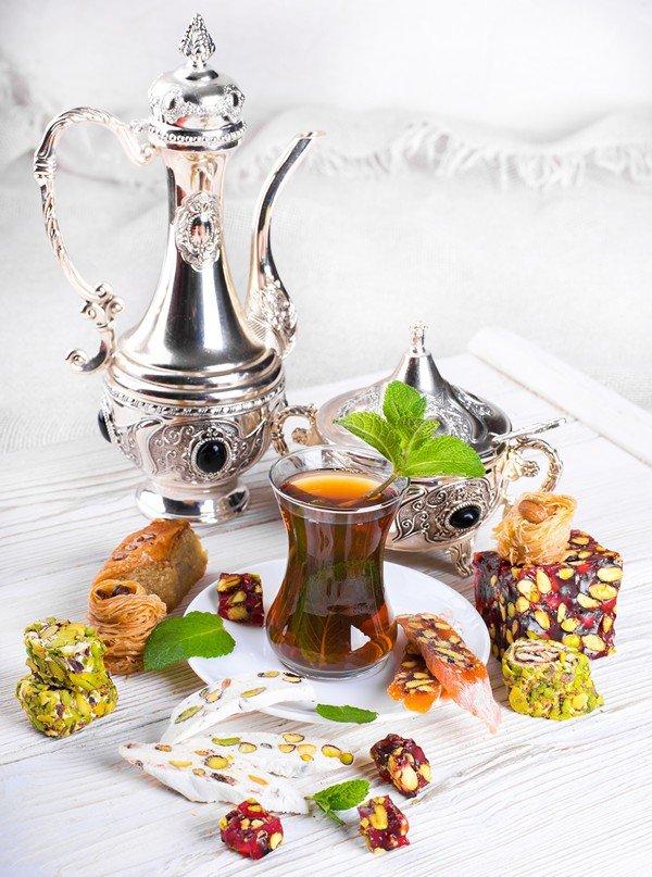 Ramazan bayram sabahı